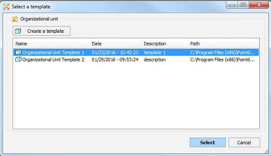 How to use Active Directory templates to automate object's creation ...