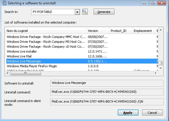 How to deploy uninstall software remotely? | IDEAL Dispatch