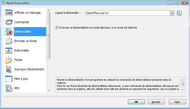 Ideal dispatch action d sinstaller comment d ployer la d sinstallation d 39 open office sur - Logiciel comme open office ...