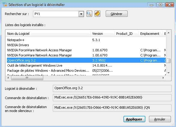 Ideal dispatch action d sinstaller comment d ployer la - Comment installer open office gratuitement ...