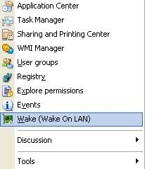 How to wake up remote computers with the