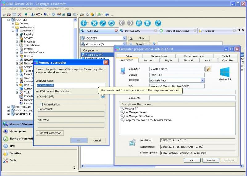 IDEAL Remote full screenshot