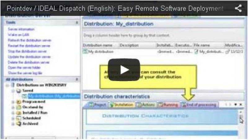 Software Presentation for IDEAL Dispatch (8:26)